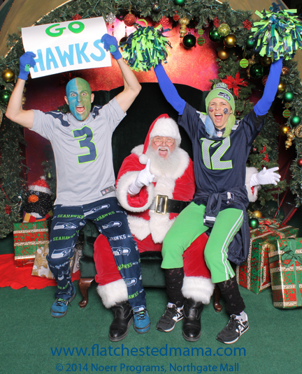 SeahawksXMasWish